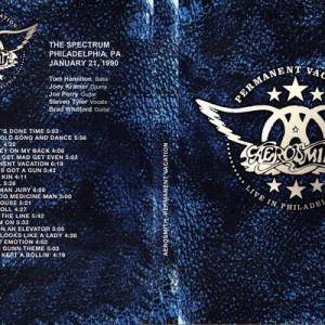 Aerosmith 1990-01-21 - Philly