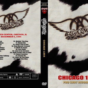 aerosmith 1994-12-06 chicago