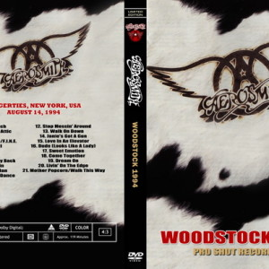 aerosmith 1994 woodstock