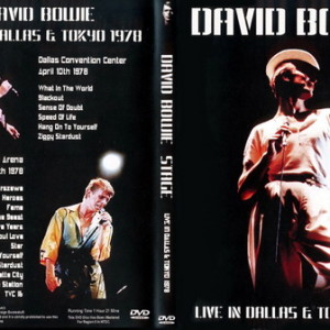David Bowie - 1978 StageVol1