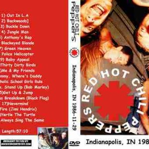 RedHotChiliPeppers_1986-11-29 indianapolis_1cover