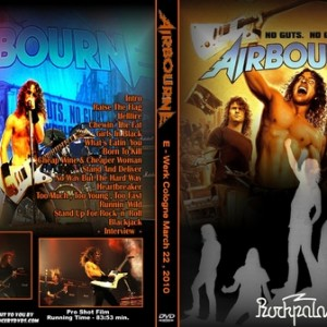 Airbourne 2010-03-22 Cologne Germany DVD