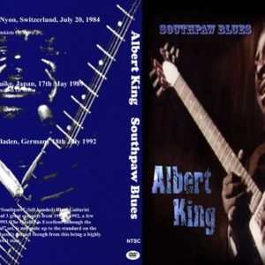 Albert King Southpaw Blues 2 DVD