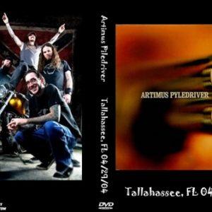 Artimus Piledriver 2004-04-29 Tallahassee, FL DVD
