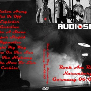 Audioslave 2003-06-08 Rock Am Ring Germany DVD