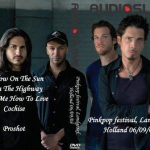 Audioslave 2003-06-09 Pinkpop Holland DVD