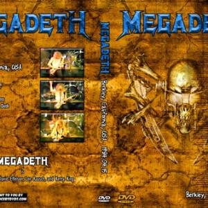 Megadeth_1984-04-15_Berkley CA DVD