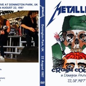 Metallica - 1987-08-22_Castle Donington England DVD