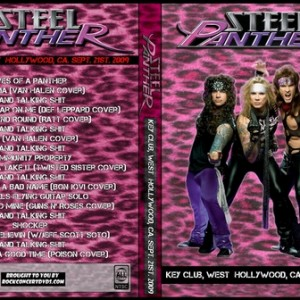 Steel Panther - 2009-09-21 Key Club LA DVD