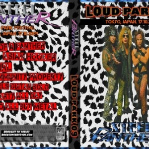 Steel Panther - 2009-10-17 Loudpark Tokyo Japan DVD