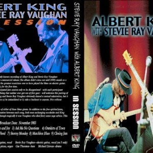 Stevie Ray Vaughan 1983-12-06 Session with Albert King DVD