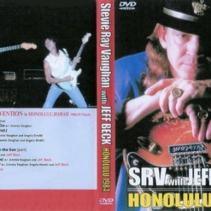 Stevie Ray Vaughan 1984-03-19 CBS Record Convention, Honolulu, HI DVD
