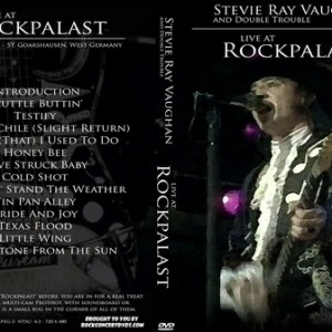 Stevie Ray Vaughan 1984-08-25 Loreley Freilichtbühne, St. Goarshausen, Germany DVD