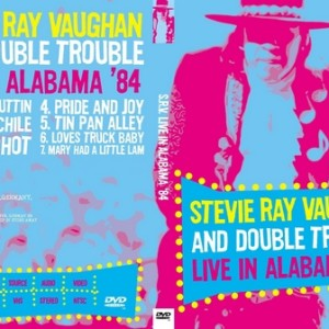 Stevie Ray Vaughan 1984-08-27 Alabamahalle  Munich Germany DVD