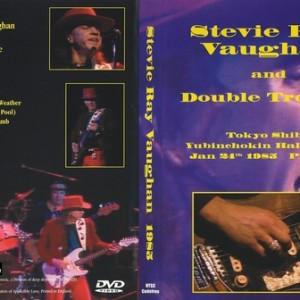 Stevie Ray Vaughan 1985-01-24 Shiba Yubinchokin Hall, Tokyo, Japan DVD