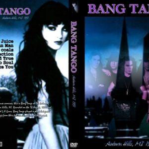 Bang Tango 1991-08-18 Auburn Hills MI DVD