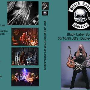 Black Label Society 1999-05-16 JB's Dudley UK DVD
