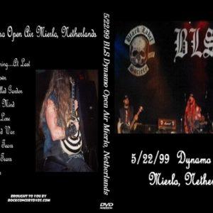 Black Label Society 1999-05-22 Dynamo Open Air Holland DVD