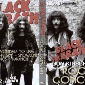 Black Sabbath 1975-09-04 Santa Monica CA DVD