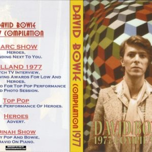 David Bowie - 1977 - Compilation DVD