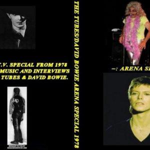 David Bowie - 1978 (David Bowie Arena tv special) DVD