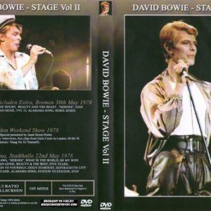 David Bowie - 1978 - Stage Vol 2 DVD