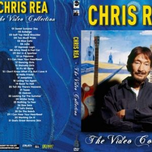 Chris Rea Videos DVD