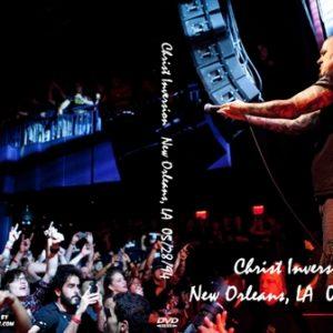 Christ Inversion 1994-05-28 New Orleans, LA DVD