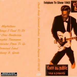 Chuck Berry 1965-02-06 Universal Studios, Waterloo, Belgium DVD