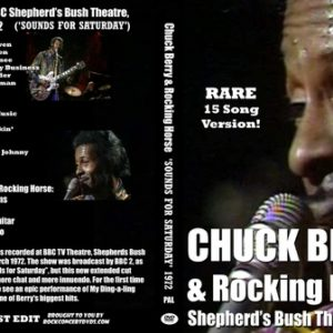 Chuck Berry 1972 Live at BBC Theatre, London DVD