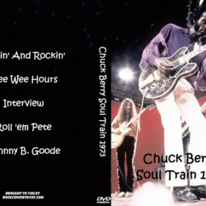 Chuck Berry 1973 Soul Train DVD
