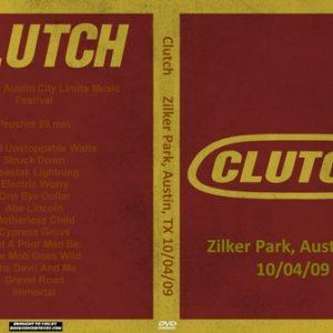 Clutch 2009-10-04 Zilker Park, Austin, TX DVD