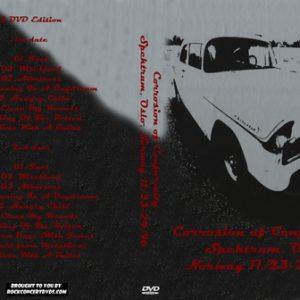 Corrosion of Conformity 1996-11-23-24 Spektrum, Oslo, Norway DVD