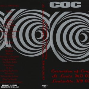 Corrosion of Conformity 1997-02-04 St Louis, MO + 1997-07-30 Louisville, KY DVD