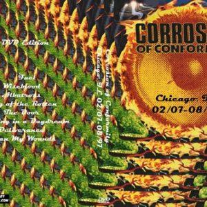 Corrosion of Conformity 1997-02-07-08 Chicago IL DVD