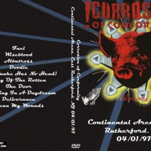 Corrosion of Conformity 1997-04-01 Continental Arena, East Rutherford, NJ DVD