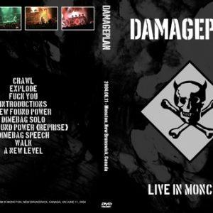 Damageplan 2004-06-11 Moncton Canada DVD
