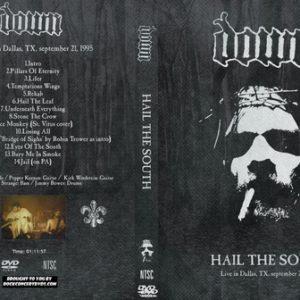 Down 1995-09-21 Dallas TX DVD