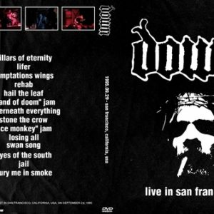 Down 1995-09-29 San Francisco CA DVD
