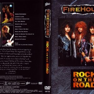 Firehouse 1991 Rock On The Road In Japan DVD