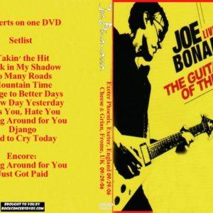 joe-bonamassa-2006-09-29-exeter-england-2006-09-30-cheese-grian-frome-uk-dvd