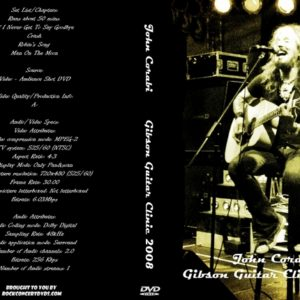 john-corabi-2008-gibson-guitar-clinic-dvd