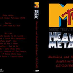 mtv-heavy-metal-mania-1986-05-22-w-metallica-and-bobcat-goldthwait-dvd