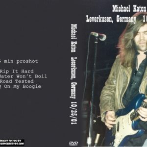 michael-katon-2001-10-25-leverkusen-germany-dvd