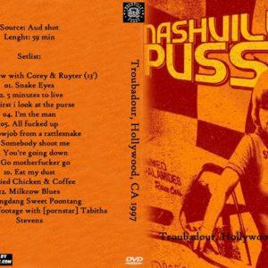 nashville-pussy-1997-troubadour-hollywood-ca-dvd