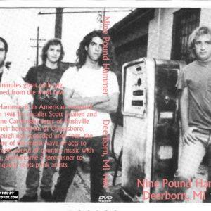 nine-pound-hammer-1987-deerborn-mi-dvd