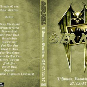 overkill-1987-07-03-lamour-brooklyn-ny-dvd