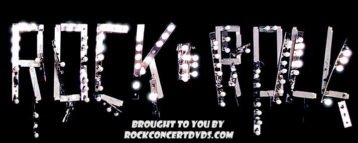 Rock Concert DVD's Logo