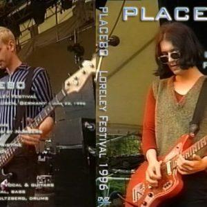 Placebo 1996-06-22 Loreley Festival DVD