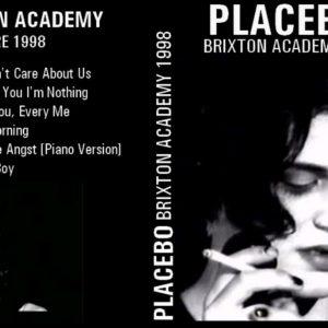 Placebo 1998-10-24 Brixton Academy UK DVD